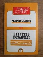 Anticariat: Alexandru Sandulescu - Efectele dosarului Dalmatian
