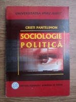 Anticariat: Cristi Pantelimon - Sociologie politica