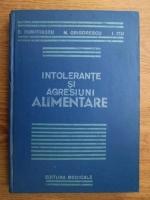 D. Dumitrascu - Intoleranta si agresiuni alimentare