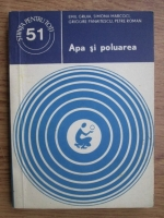 Anticariat: E. Gruia, S. Marcoci - Apa si poluarea