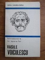 Anticariat: Elena Zaharia Filipas - Introducere in opera lui Vasile Voiculescu