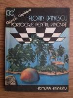 Anticariat: Florin Banescu - Portocale pentru vinovati