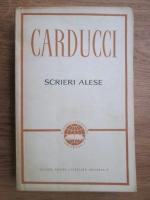Anticariat: Giosue Carducci - Scrieri alese
