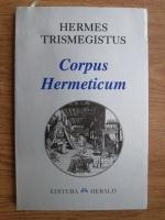 Hermes Trismegistus - Corpus hermeticum