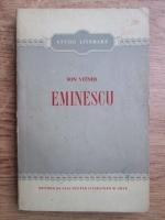 Anticariat: Ion Vitner - Eminescu