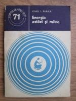 Anticariat: Ionel I. Purica - Energia astazi si maine