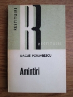 Anticariat: Iraclie Porumbescu - Amintiri