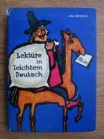 Livia Stefanescu - Lekture in leichten Deutsch