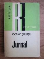 Octav Sulutu - Jurnal