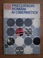 Anticariat: Precursori romani ai ciberneticii