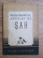 Regulamentul jocului de sah