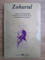 Anticariat: Zoharul. Cartea splendorii
