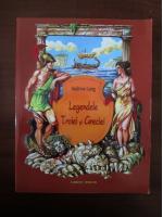 Anticariat: Andrew Lang - Legendele Troiei si Greciei