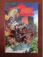 Homer - Iliada, Odiseea, Eneida repovestite pentru copii
