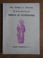 Irineu Slatineanu - Sfantul Ioan Gura de Aur - Omilii si cuvantari