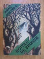 Anticariat: Mihail Sadoveanu - Noptile de Sanziene