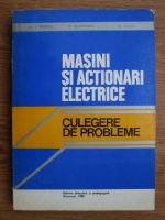 Al. Fransua, R. Magureanu, M. Tocaci - Masini si actionari electrice