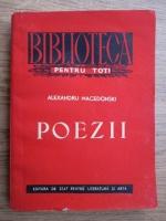 Anticariat: Alexandru Macedonski - Poezii