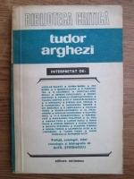 Anticariat: Alexandru Stefanescu - Tudor Arghezi