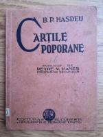 Bogdan Petriceicu Hasdeu - Cartile poporane
