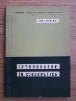 Anticariat: Edmond Nicolau - Introducere in cibernetica