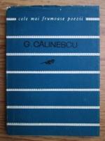 Anticariat: George Calinescu - Poezii