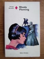 Anticariat: George Meredith - Rhoda Fleming