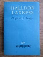 Anticariat: Halldor Laxness - Clopotul din Islanda