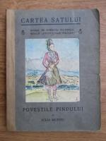 Iulia Murnu - Povestile pindului