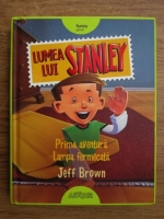 Anticariat: Jeff Brown - Lumea lui Stanley. Prima aventura. Lampa fermecata