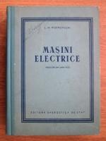L. M. Piotrovschi - Masini electrice