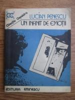 Anticariat: Lucian Penescu - Un infinit de emotii
