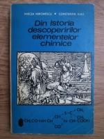 Mircea Mironescu, Constantin Albu - Din istoria descoperirilor elementelor chimice