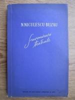 Anticariat: N. Niculescu Buzau - Suveniruri teatrale 1889-1956