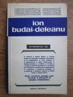 Rodica Chiriacescu - Ion Budai-Deleanu