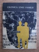Anticariat: Vasco Pratolini - Cronica unei familii