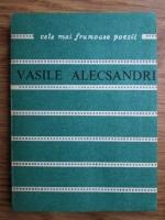 Anticariat: Vasile Alecsandri - Poezii