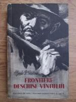 Anticariat: Alfredo D. Gravina - Frontiere deschise vantului