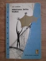 Anticariat: Ana Blandiana - Persoana intaia plural (volum de debut)