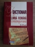 Anticariat: Aurelia Ulici - Dictionar de limba romana contemporana (11-18 ani)