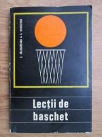 C. Calugareanu, C. Negulescu - Lectii de baschet