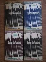 Anticariat: C. Neagu, D. Marinescu, R. Georgescu - Fapte din umbra (4 volume)