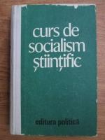 Anticariat: Curs de socialism stiintific