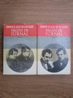Anticariat: Edmond de Goncourt, Jules de Goncourt - Pagini de jurnal (2 volume)