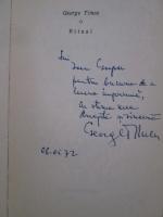 Anticariat: George Timcu - Ritual (cu autograful autorului)