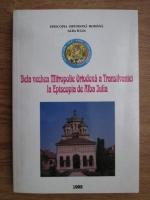 Anticariat: Gheorghe Anghel - De la vechea mitropolie ortodoxa a Transilvaniei la episcopia de Alba Iulia
