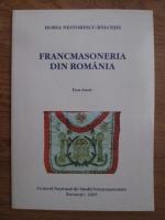 Horia Nestorescu Balcesti - Francmasoneria din Romania