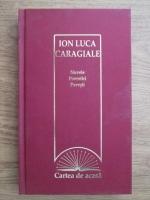 Anticariat: Ion Luca Caragiale - Nuvele, povestiri, povesti