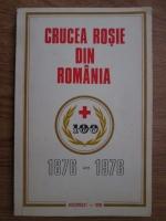 Anticariat: Mihai Burca - Crucea rosie din Romania