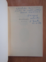 Anticariat: Nestor Vornicescu - Descatusarea, 1821 (cu autograful autorului)